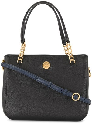 Tory Burch Chain Link Strap Tote