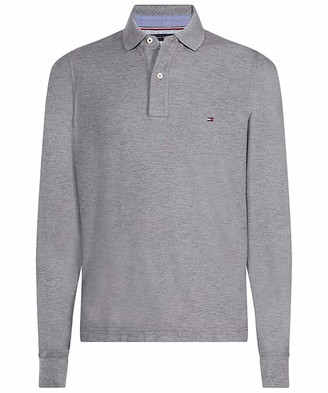 Tommy Hilfiger Tommy Men's Slim Polo Ls Shirt