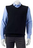 Croft & Barrow Men's Classic-Fit 5gg Sweater Vest
