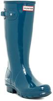 Hunter Gloss Waterproof Rain Boot (Little Kid & Big Kid)