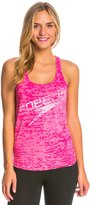 Speedo Women's Dashing Logo Tank 8146436