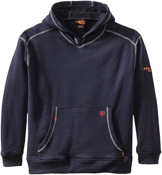Ariat Men's Big and Tall Flame Resistant Polartec Hoodie