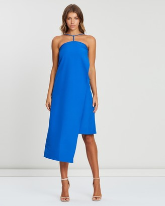 Atmos & Here Strapless Dress