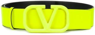Valentino VLOGO fluo belt