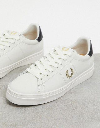 Fred Perry spencer vulc trainer