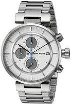 Issey Miyake Men's SILAY007 W Analog Display Quartz Silver Watch