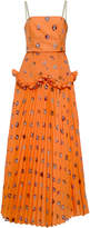 Rosie Assoulin Pins And Needles Dress