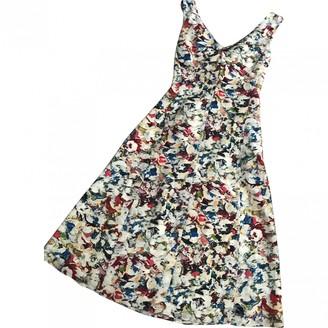 Rachel Roy Multicolour Silk Dress for Women