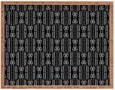 Deny Designs Mudcloth Large Rectangular Tray