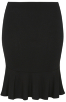 George Jersey Flippy Hem Skirt