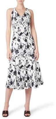 David Lawrence Celia Linen Dress