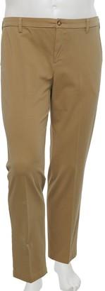 Dockers Big & Tall Smart 360 FLEX Tapered Fit Workday Khaki Pants