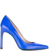 Stuart Weitzman pointed toe pumps - women - Leather - 36.5