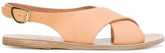Ancient Greek Sandals Maria flat sandals
