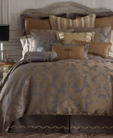 Waterford CLOSEOUT! Walton Queen Duvet Cover