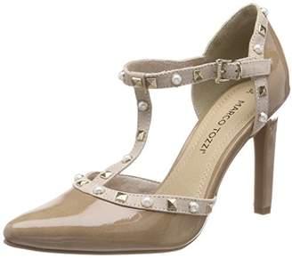 Marco Tozzi Women's 24412 T-Bar Heels
