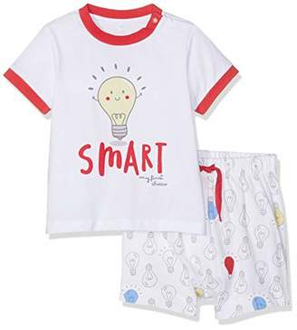 Chicco Baby Completo t-Shirt Manica Corta + pantaloncini Playsuit,(Sizes:62)