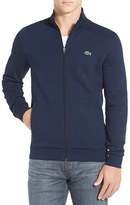 Lacoste Men's 'Sport' Mock Neck Zip Sweatshirt