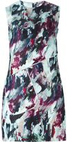 Carven painted sleeveless dress