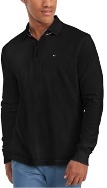 Tommy Hilfiger Men's Big & Tall Kent Polo, Created for Macy's