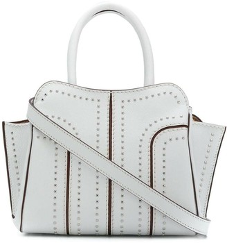 Tod's Sella studded tote