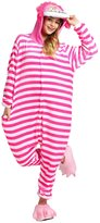 Ninimour Unisex Adult Kigurumi Pajamas Cosplay Costume Sleepwear Yellow XL