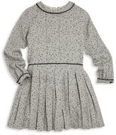 Tartine et Chocolat Toddler's & Little Girl's Pleated Fit-&-Flare Dress