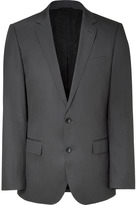 HUGO Open Grey Two Button Jacket
