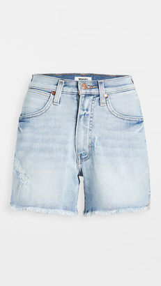 Wrangler High Rise Shorts