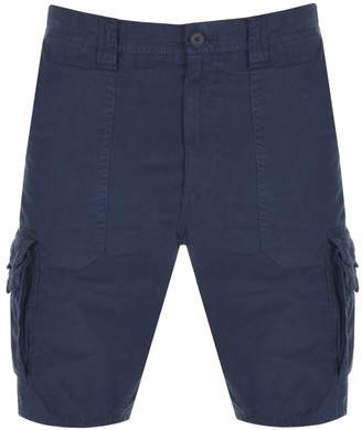 Boss Casual BOSS Casual Sargo Cargo Shorts Navy