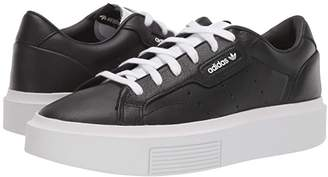 adidas Sleek Super (Core Black/Core Black/Footwear White) Women's Shoes