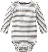 Osh Kosh Oshkosh Long-Sleeve Striped Knit Bodysuit - Baby Girls 3m-24m