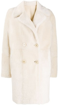 Drome Reversible Double-Breasted Coat
