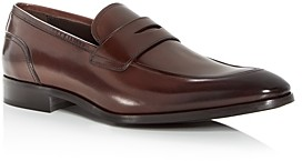 To Boot Men's Deane Leather Apron Toe Penny Loafers