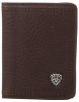 Ariat Shield Bi-Fold Wallet