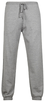 John Smedley Decagon Merino Jogging Trousers, Bardot Grey