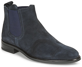 Andre NORLAND 2 men's Mid Boots in Blue