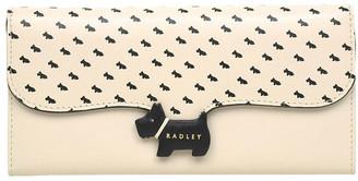 Radley Crest - Print Large Flapover Wallet