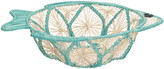Mercedes Salazar Oval Fish Bread Basket
