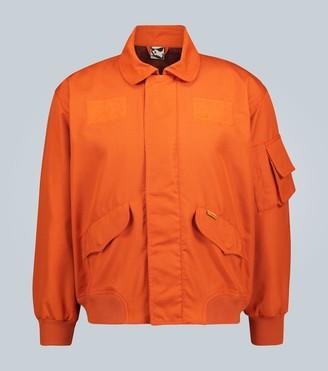 GR10K Nomex Flight jacket
