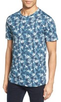 Ted Baker Men's Retro Leaf Print T-Shirt
