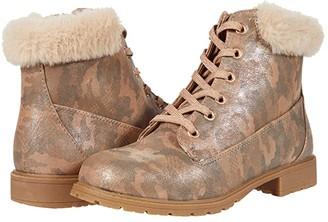 Mia Joanie (Little Kid/Big Kid) (Rose Gold) Girl's Shoes