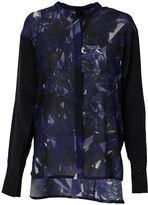 Ilaria Nistri printed blouse - women - Silk/Spandex/Elastane/Viscose - 42