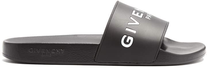 Givenchy Rubber slides