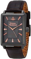 Vivienne Westwood Men's VV066GYBR The Imperialist II Analog Display Swiss Quartz Watch