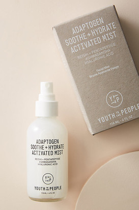 YOUTH TO THE PEOPLE Adaptogen Soothe + Hydrate Activated Mist By in Beige Size ALL