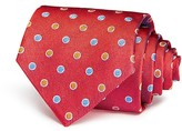 Turnbull & Asser Multicolored Circles Classic Tie - 100% Bloomingdale's Exclusive