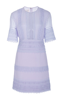 Giambattista Valli Three Quarter Length Sleeve Mini Dress