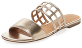 Corso Como Sanibel Leather Slip-On Sandal