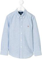 Ralph Lauren classic long-sleeved shirt